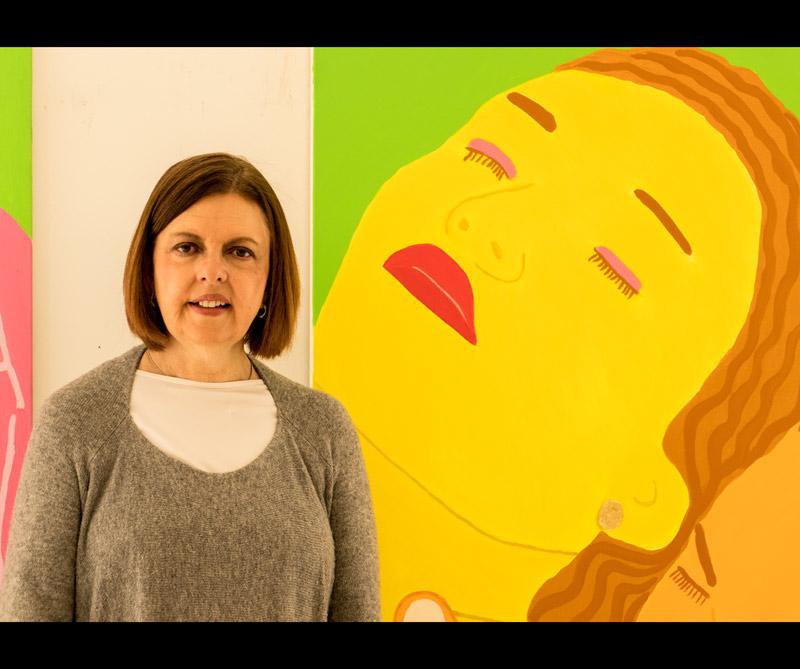 Diners visitó a la artista Maripaz Jaramillo en la víspera de la inauguración de su muestra 'Abrazos' en la galería Baobab de Bogotá. Véalo aquí.