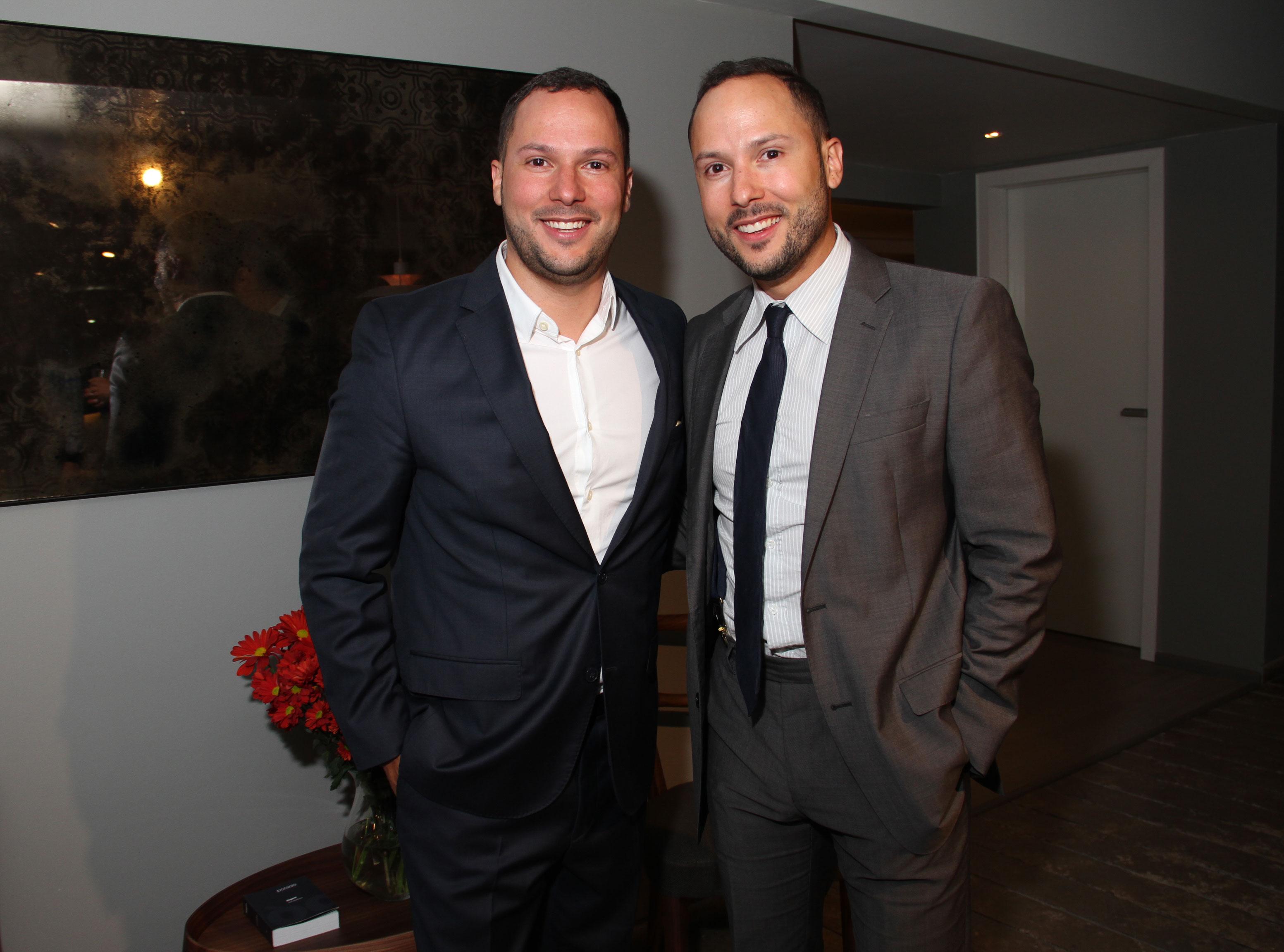 <div>Kevin y Gregory Schaller</div>
