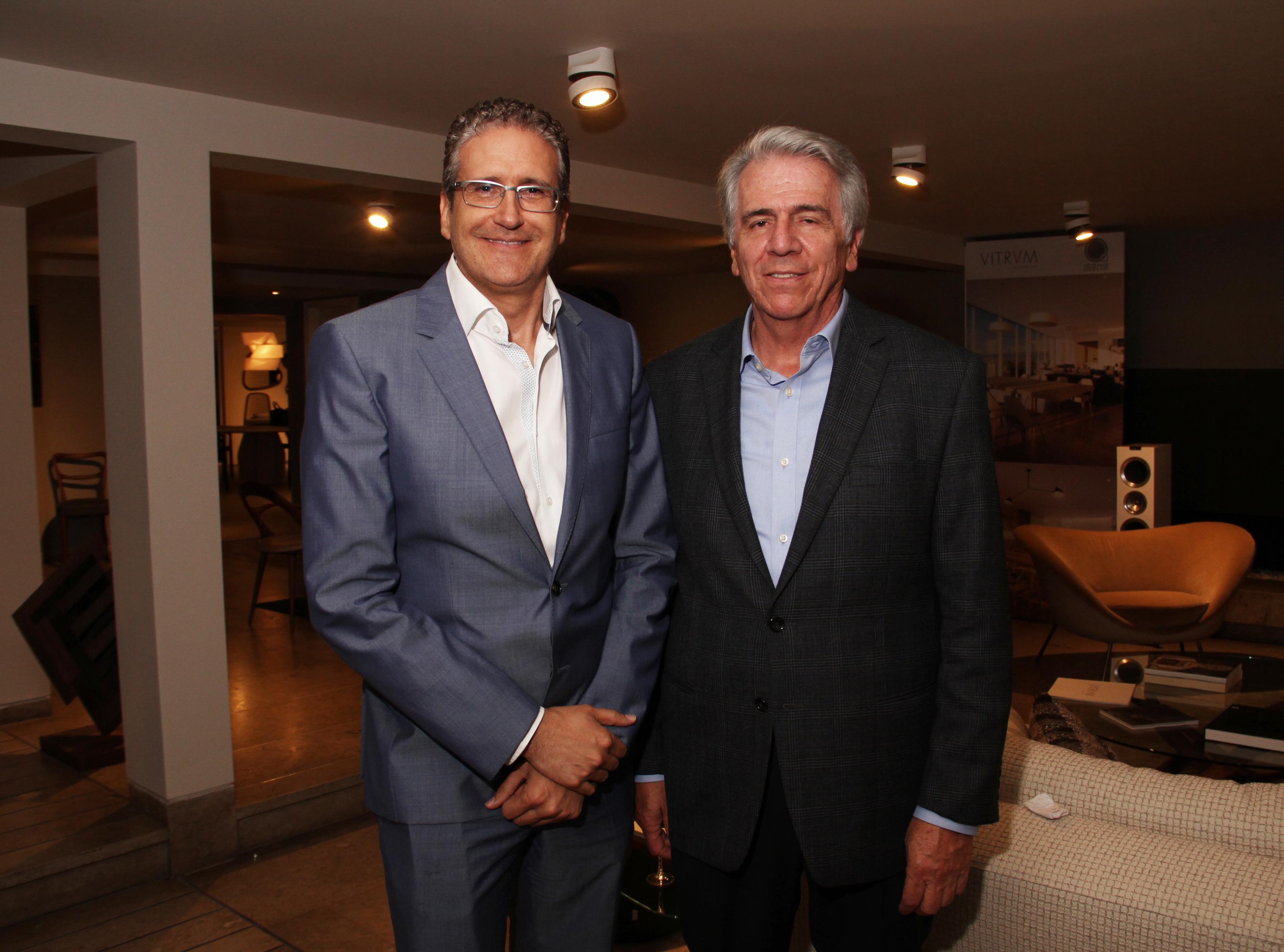 <div>Jorge Estrada y Gustavo Arroyo</div>