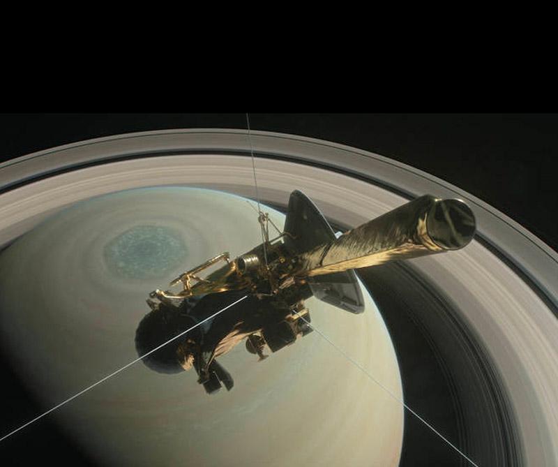 Su inmersión revelará detalles nunca antes conocidos por el hombre. Vea aquí cómo fue el viaje de esta sonda.