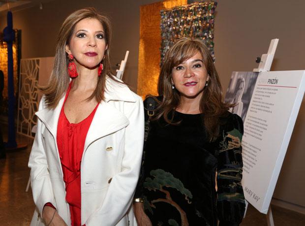 Martha y Clara López.