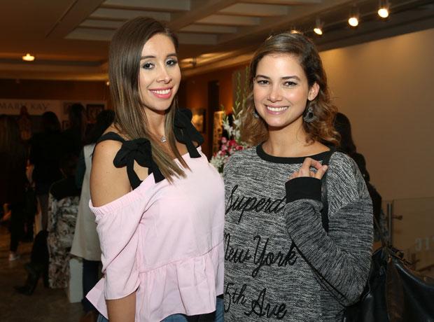 Catalina Mora y Abril Schreiber.
