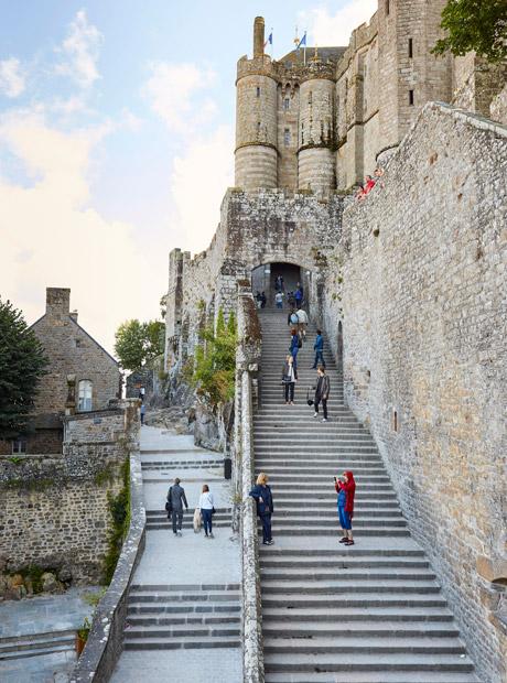Cinco destinos imperdibles en francia - Un lugar para meditar ...