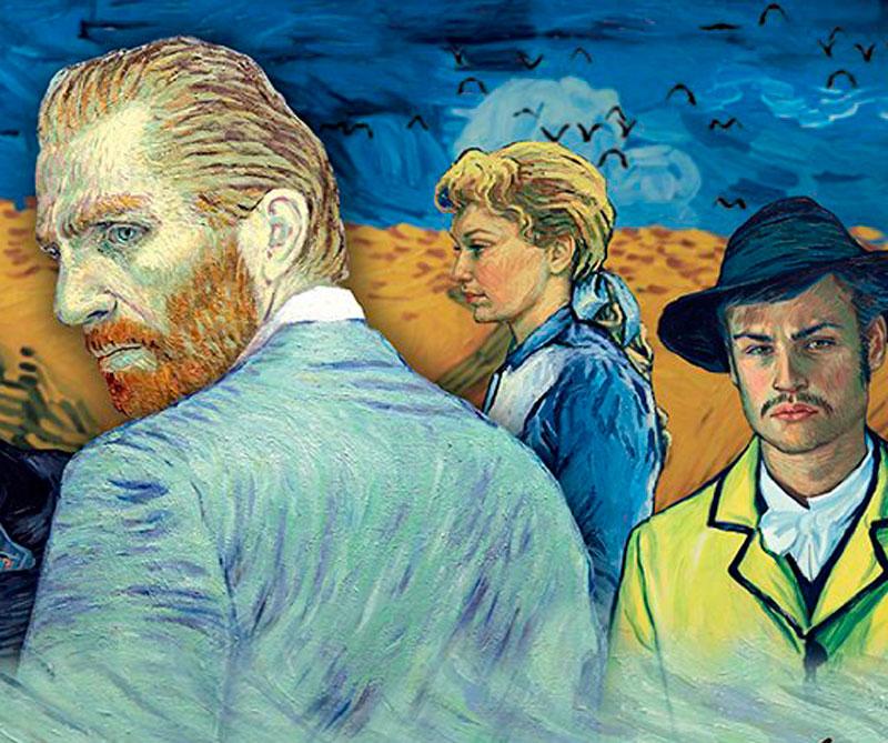 'Loving Vincent' es la biografía del pintor contada a través de sus cuadros. Vea el tráiler aquí.