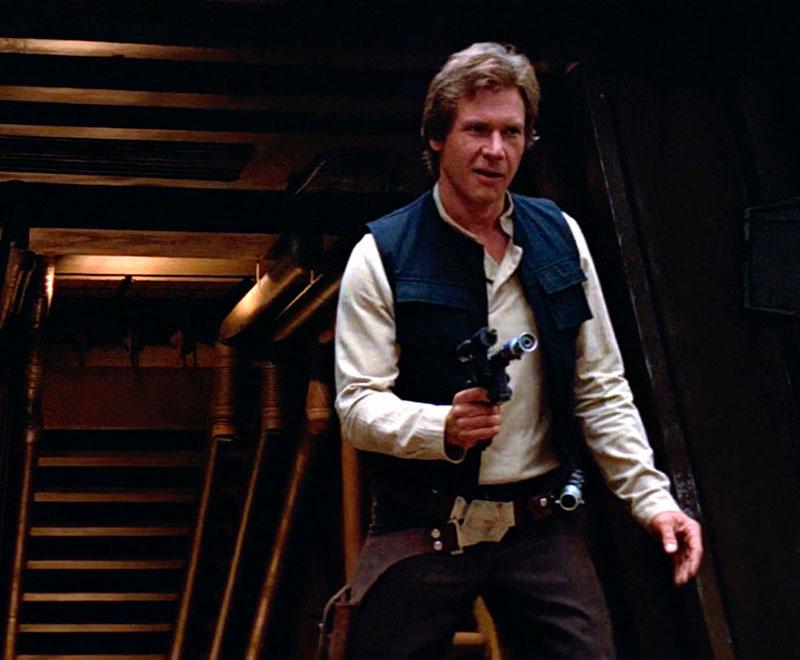 La biografía de Han Solo se une a otras películas como El mago de Oz, El Hobbit y Historia Americana X que cambiaron de director.