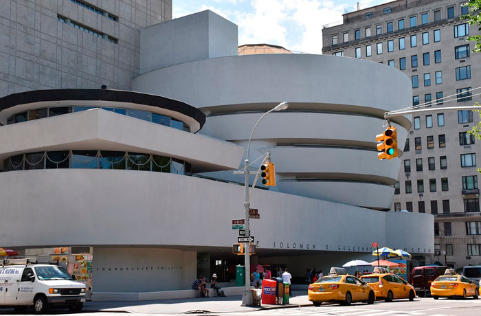 <div>Museo Guggenheim, Nueva York, 1959</div>