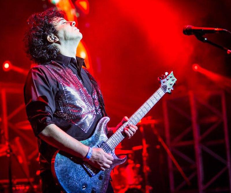 Diners conversó con Mariano Albergoli, el vocalista de la banda tributo de Soda Stereo, que se presentará en Bogotá el próximo 1 de julio en el Teatro Jorge Eliécer Gaitán.