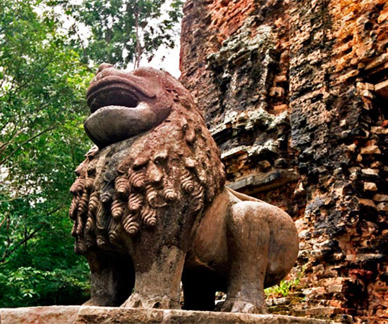 Templo Sambor Prei Kuk, Camboya.