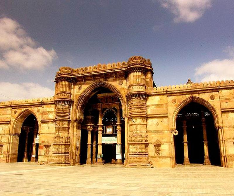 Ciudad de Ahmedabad, India