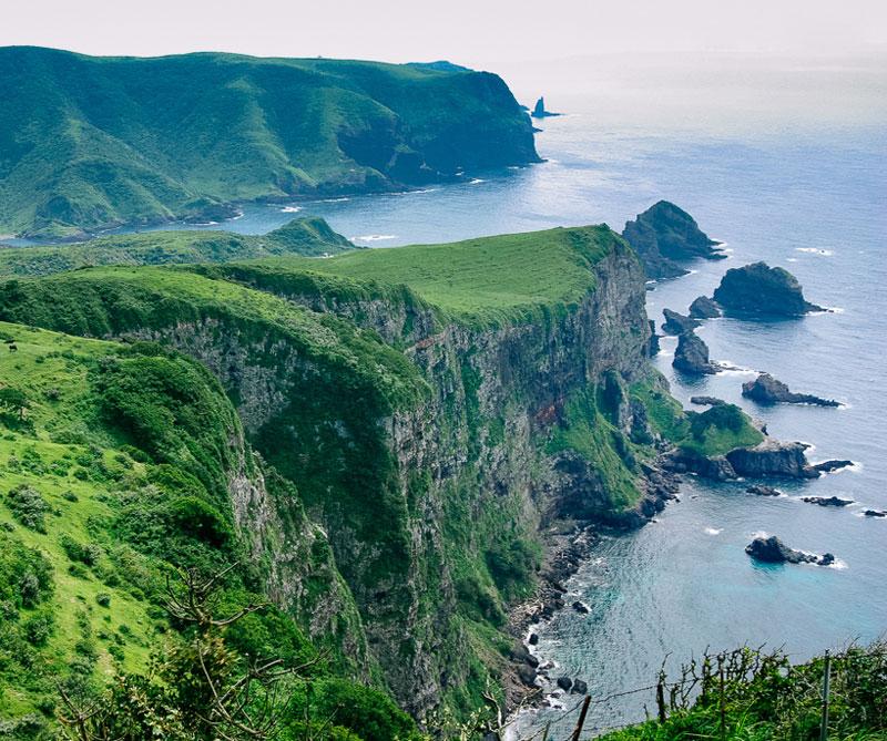 Isla Okunoshima, Japón.