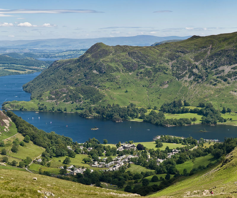 Lake District, North West Inglaterra.