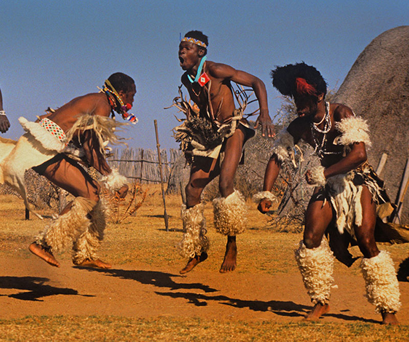 Llanura de Khomani, Sudáfrica.