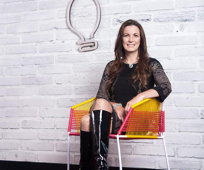 La gerente general de Google Colombia conversó con Diners sobre el camino que ha recorrido desde ser una periodista de orden público hasta convertirse en la cabeza de una de las empresas más importantes del mundo.