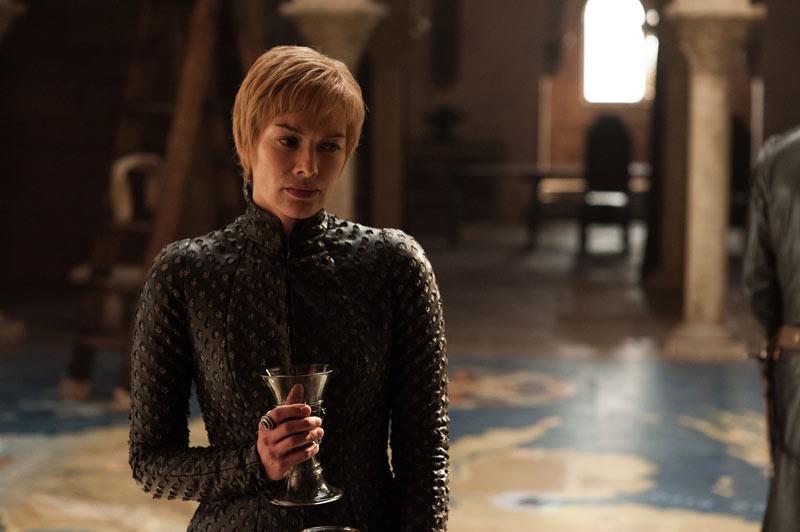 <div>Lena Heady como Cersei Lannister</div>