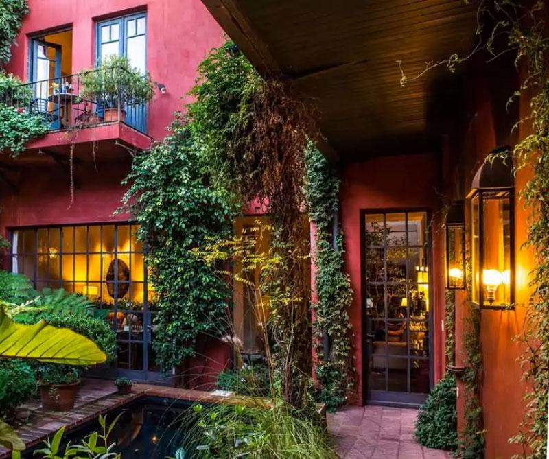 Sab a que francis ford coppola es hotelero for El jardin escondido