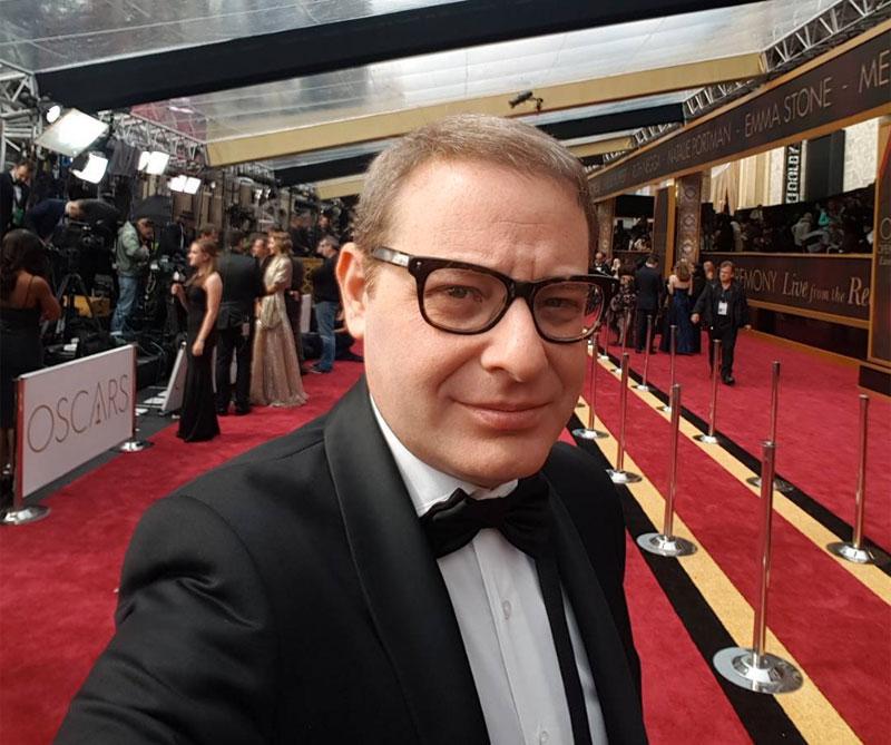 Diners conversó con el crítico de cine, quién hará un pre show exclusivo de los premios a lo mejor del cine iberoamericano por TNT.