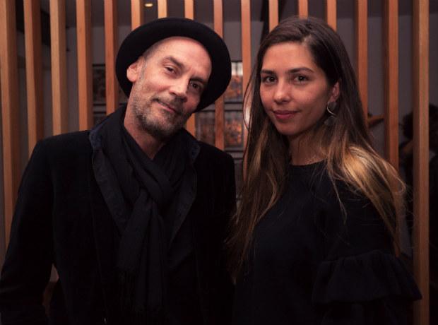 Ricardo Piñeres y Paloma Ruíz.