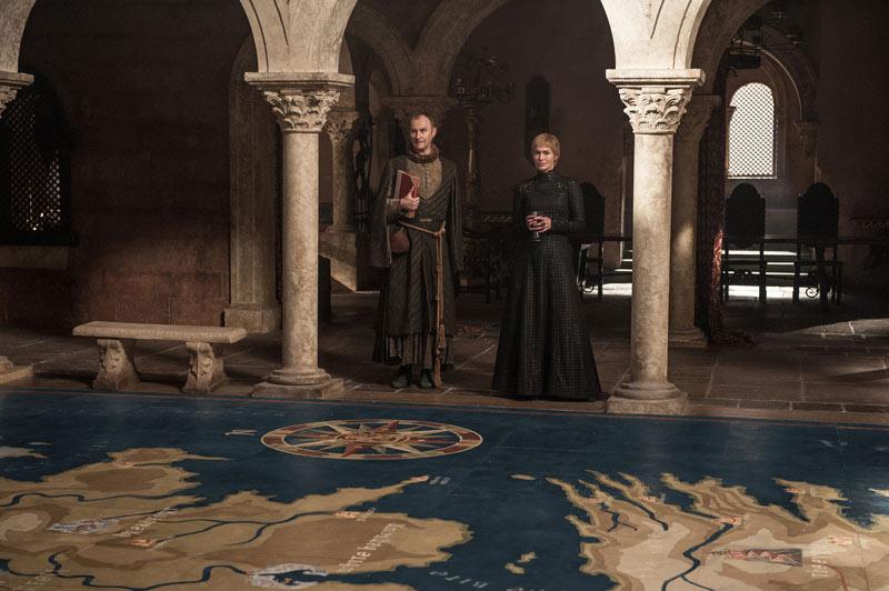 El banquero de Westeros parece haberse dejado convencer por Cersei