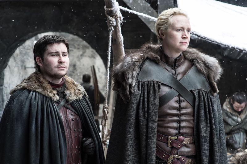 Mientras tanto, en Winterfell...