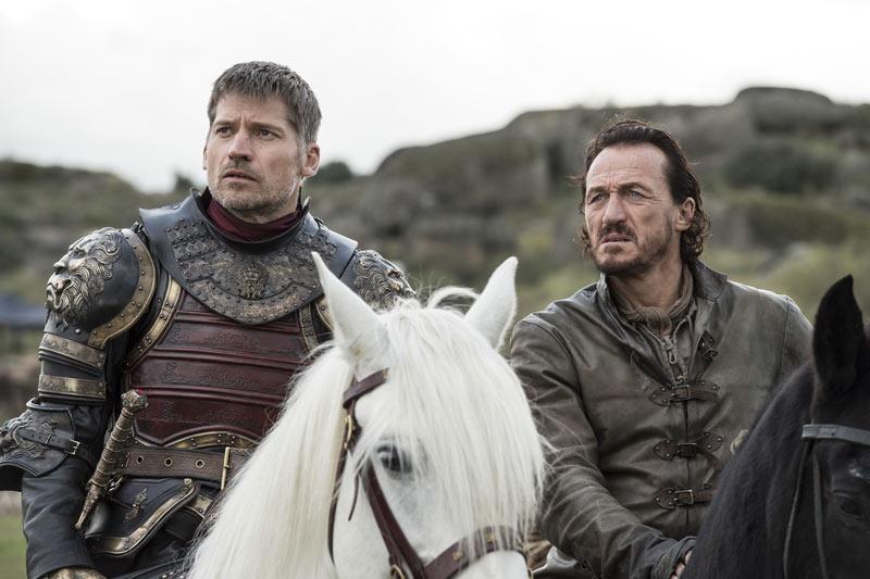 Y Jaime ahí...