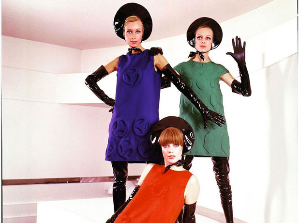 Colección haute couture futurista- instagram.com/pierrecardinofficiel
