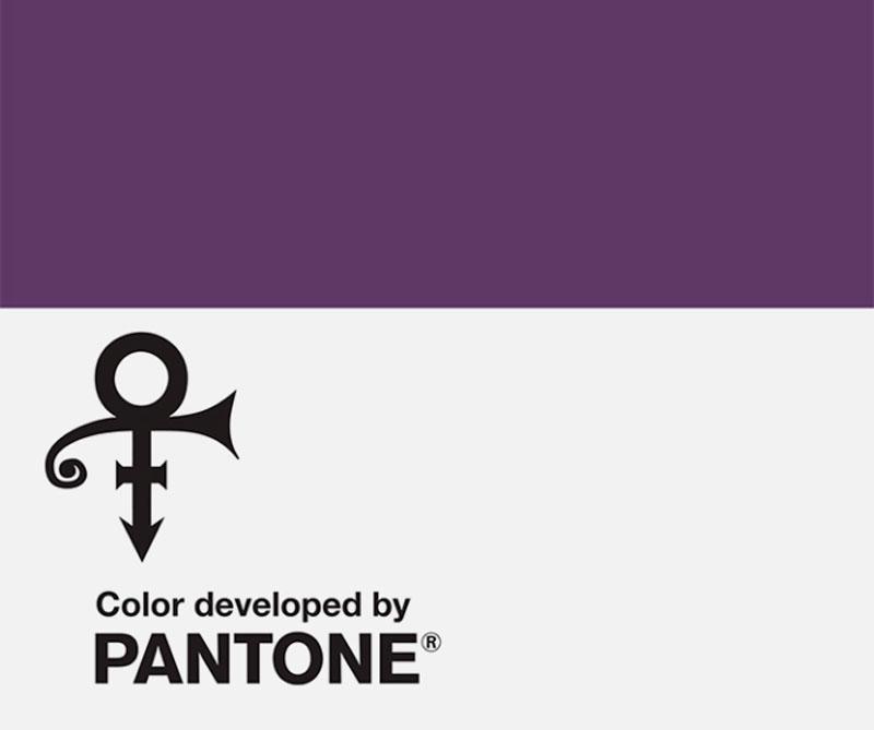 El cantante oriundo de Minneapolis, Estados Unidos, ya está en la paleta de colores del Instituto de Color de Pantone.