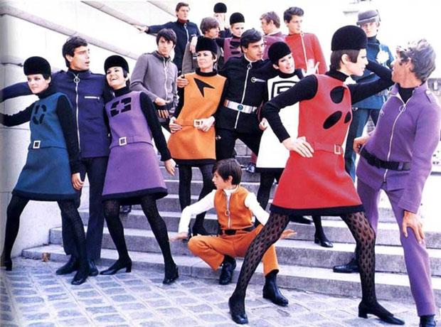 Colección inspirada en Star Trek (1967)-pierrecardin.com