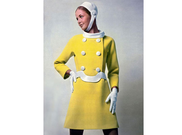 In yellow (1969)- pierrecardin.com