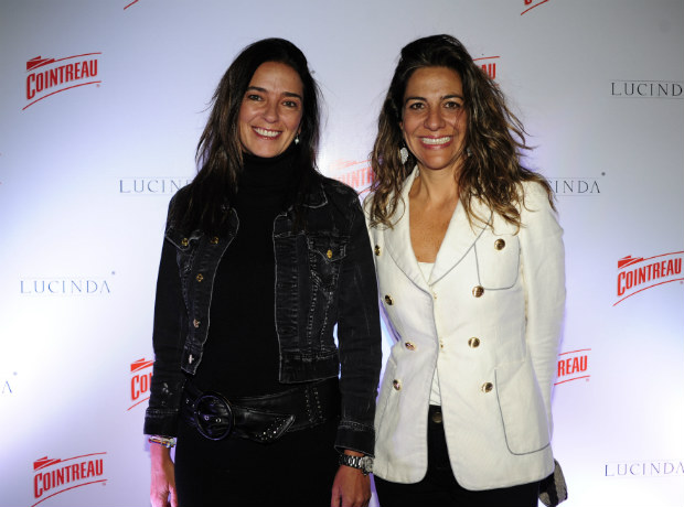 María Helena García y Layla Saar.