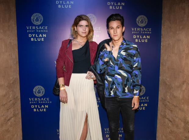 Alejandra Bahamón y Andrés Simon.