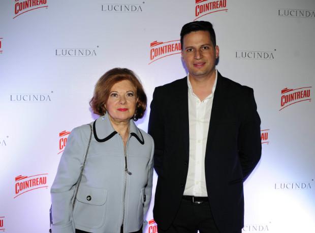<div>Celia Birbragher y Sebastián Riveros.</div>