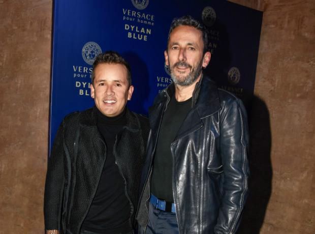 Jorge Duque y Santiago Escobar.