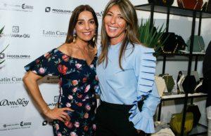 Kika Rocha y Nina García.