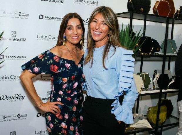 <div>Kika Rocha y Nina García.</div>
