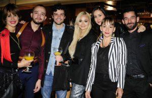 María Cecilia Sánchez, Juan Valbuena, Miguel González, Mónica Valbuena, María Andrea Gómez, Angélica Blandón y Manuel José Chávez.