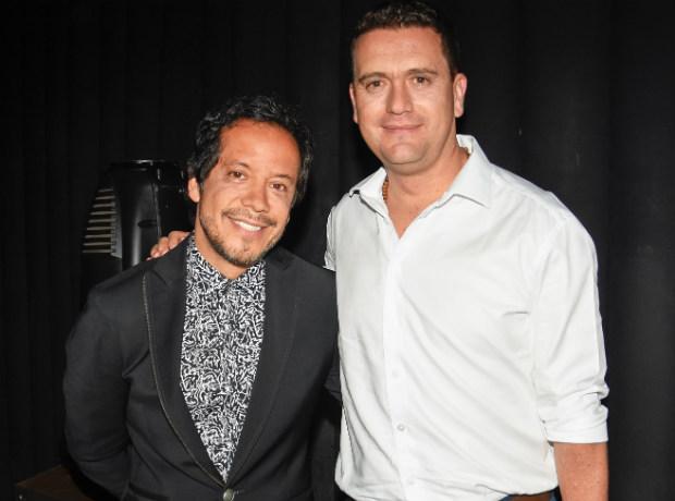 Ricardo Pava y Andres Liévano.