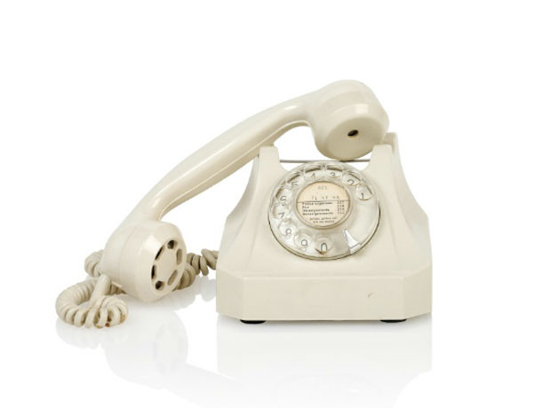 Teléfono Autophon, 1960-http://www.christies.com/