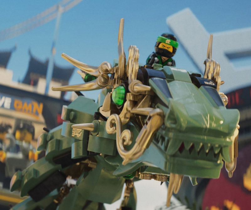 Lego Película A En Para Creer NinjagoLa Volver Infancia QdWCBrxoeE