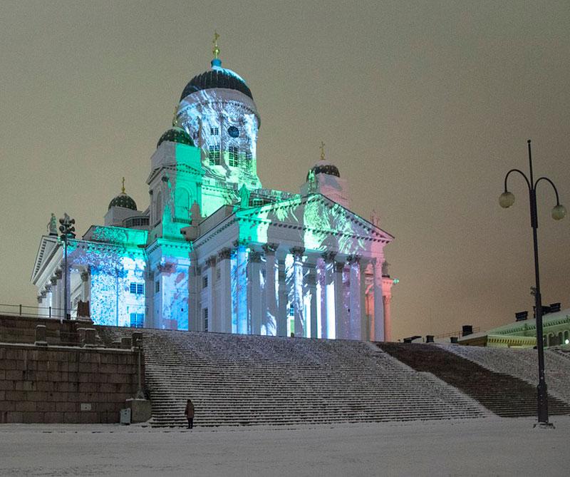 Helsinki, Finlandia: como en Helsinki hace frío y cae nieve la mitad del año, de noviembre a mayo, es el lugar ideal para los amantes de los deportes extremos de invierno. Pixabay / https://tinyurl.com/y8xvx83l.