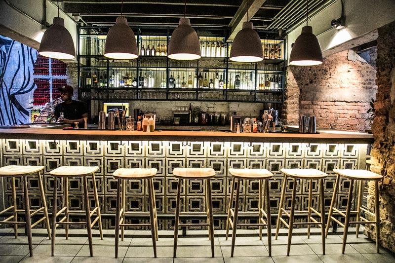 Cuatro nuevos restaurantes que vale la pena probar en bogot for Restaurante azulejos