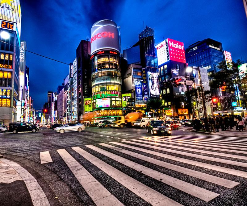 Tokio, Japón: la agencia destacó los santuarios históricos, los rascacielos modernos y los mejores restaurantes. Autor: Francisco Diez /Wikimedia Commons / CC-BY-2.0.