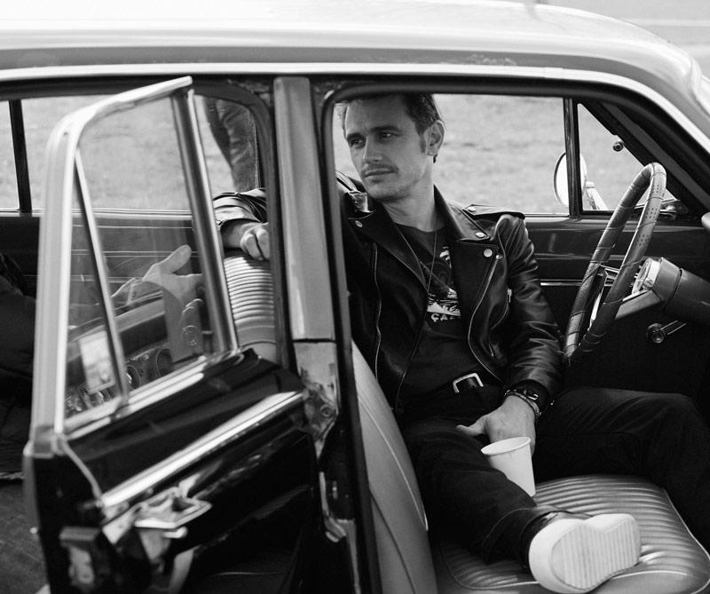 El actor estadounidense James Franco encarna la esencia de la nueva fragancia masculina de Coach.