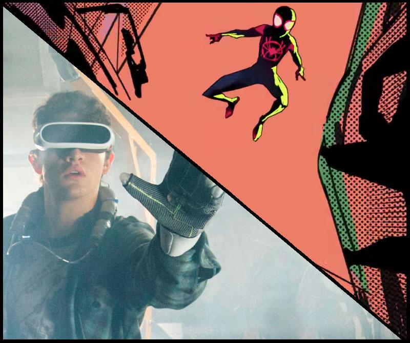 Spider-Man vuelve a la pantalla grande en una versión única, mientras que Steven Spielberg adaptó un best-seller de ciencia ficción.