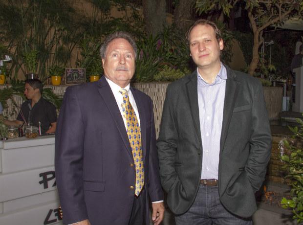 Jacob Schaller y Renato De Stefano.