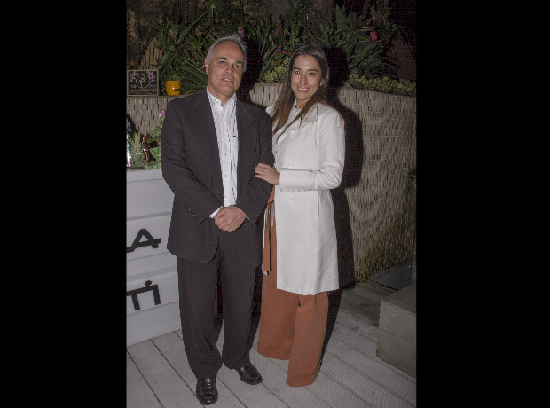 Camilo Sánchez y María Margarita Muñoz.