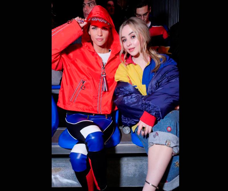 Ruby Rose & Sabrina Carpenter