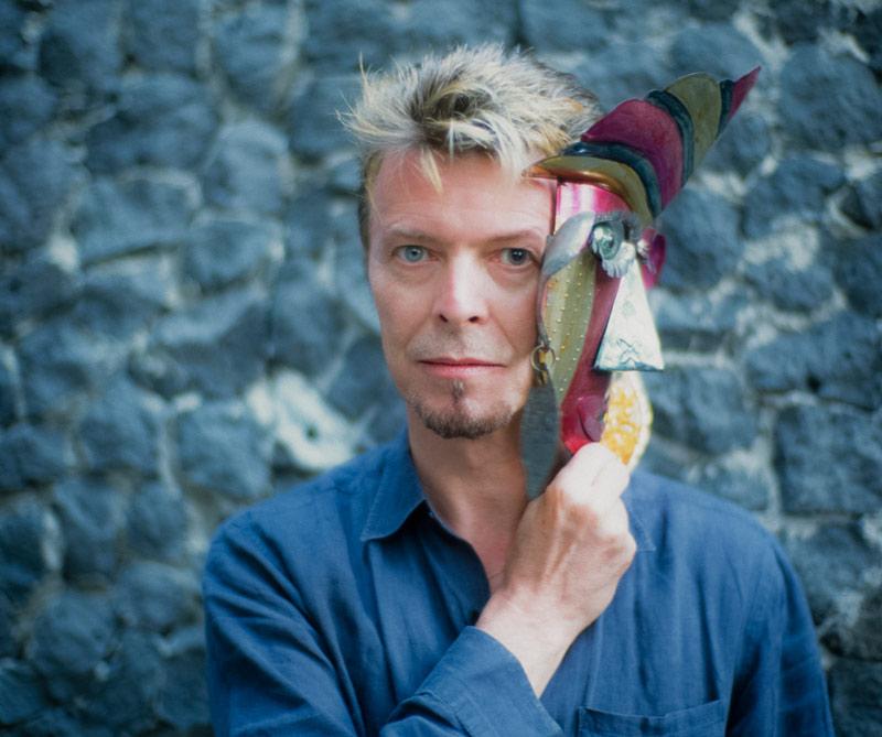 Cuando David Bowie Se Encontro Con Diego Rivera