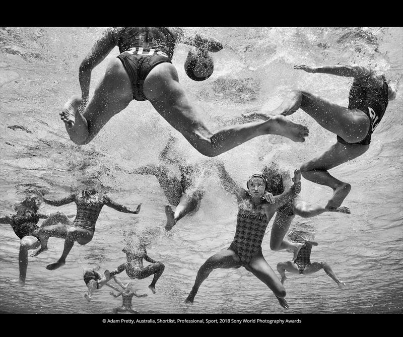 <div>© Adam Pretty, Australia, Shortlist, Profesional, Deportes, 2018 Sony World Photography Awards.</div>