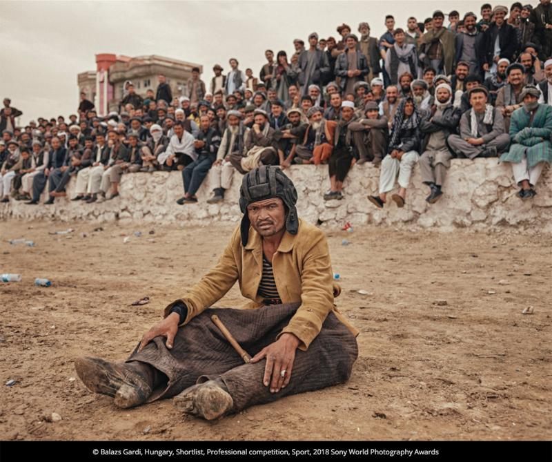 <div>© Balazs Gardi, Hungría, Shortlist, Profesional, Deportes, 2018 Sony World Photography Awards.</div>
