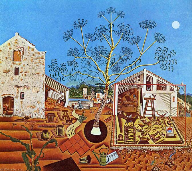 Joan Miró y sus obras